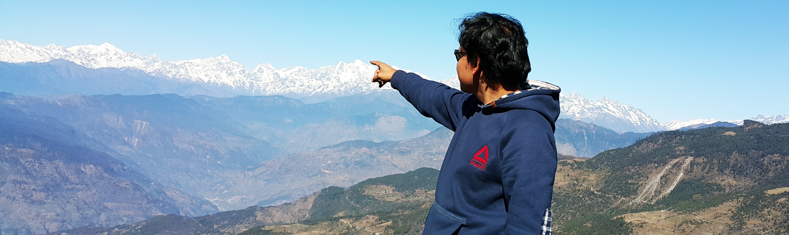 Near-to-Himalayas