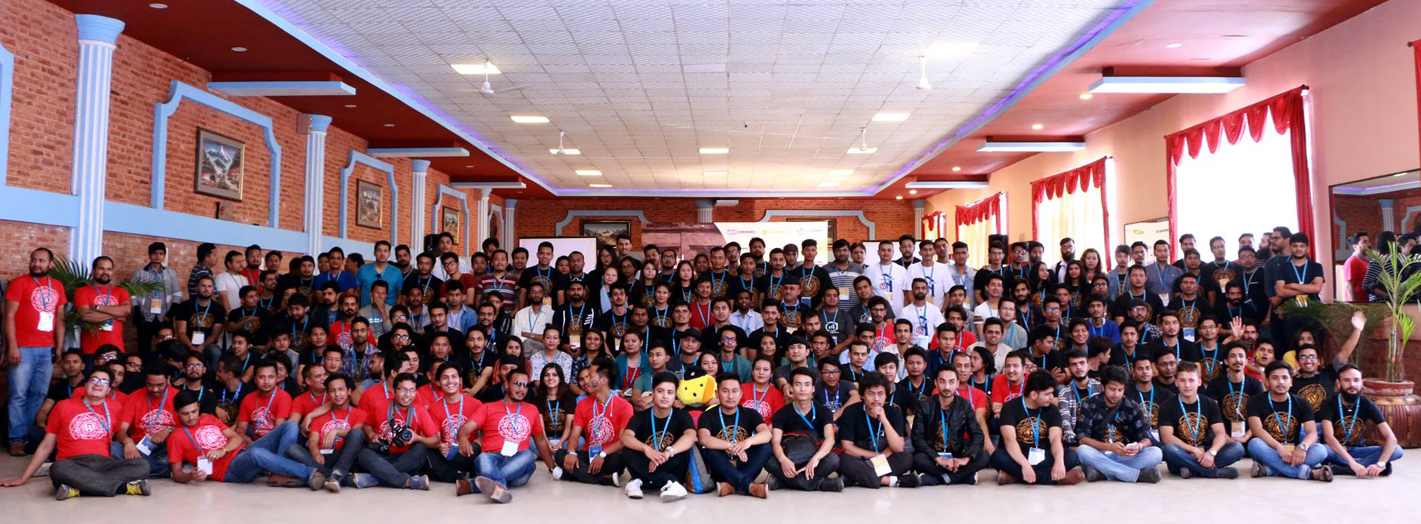 WordCamp Kathmandu 2017 Attendees