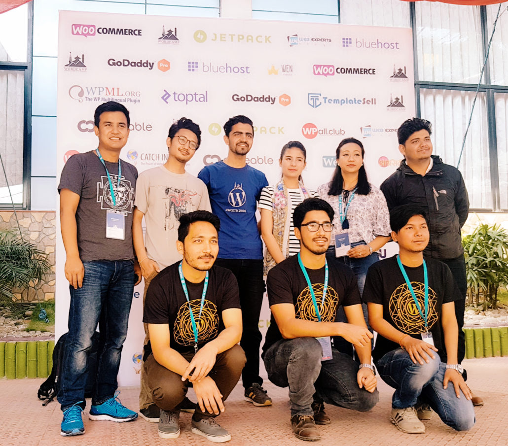 WordCamp Kathmandu 2017 Speakers