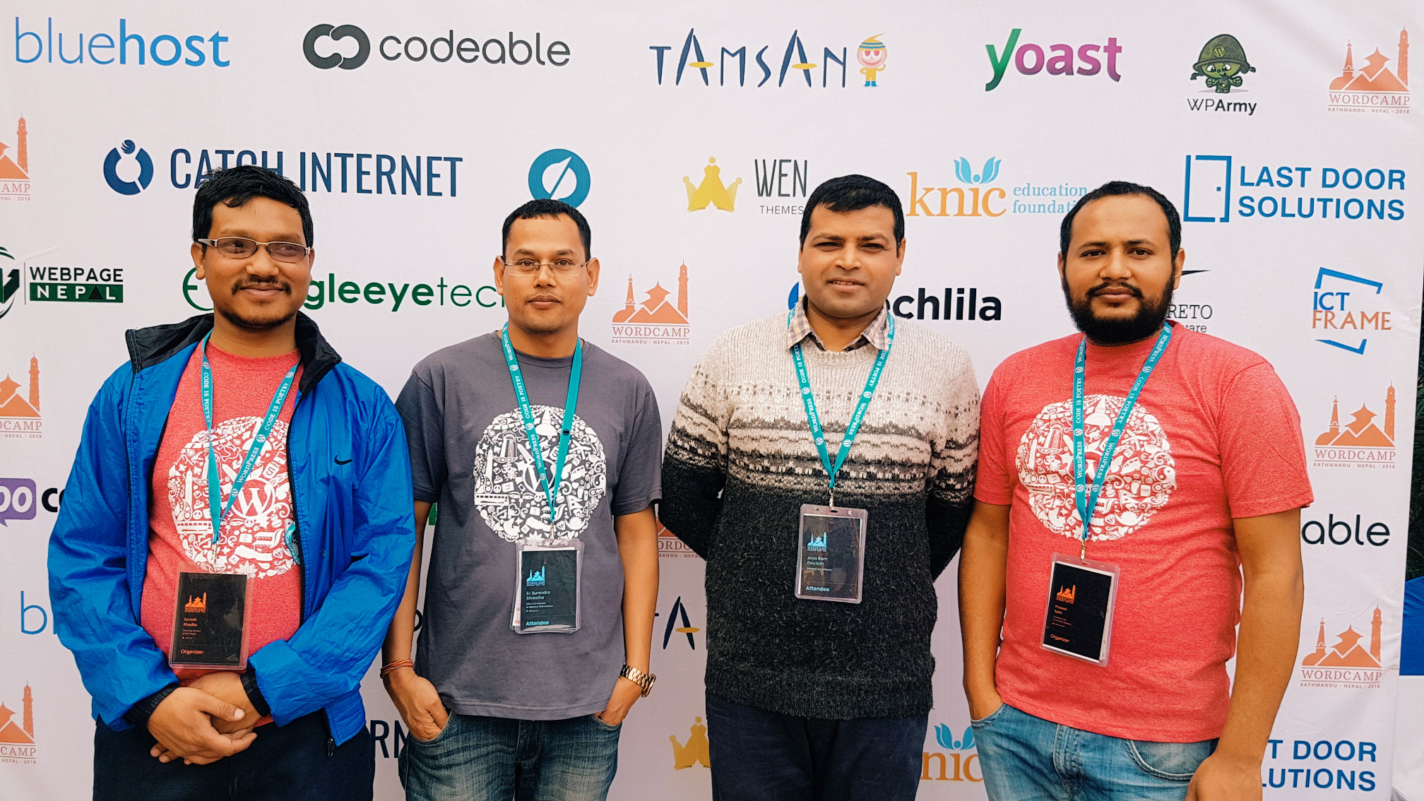 WordPress Kavre Team