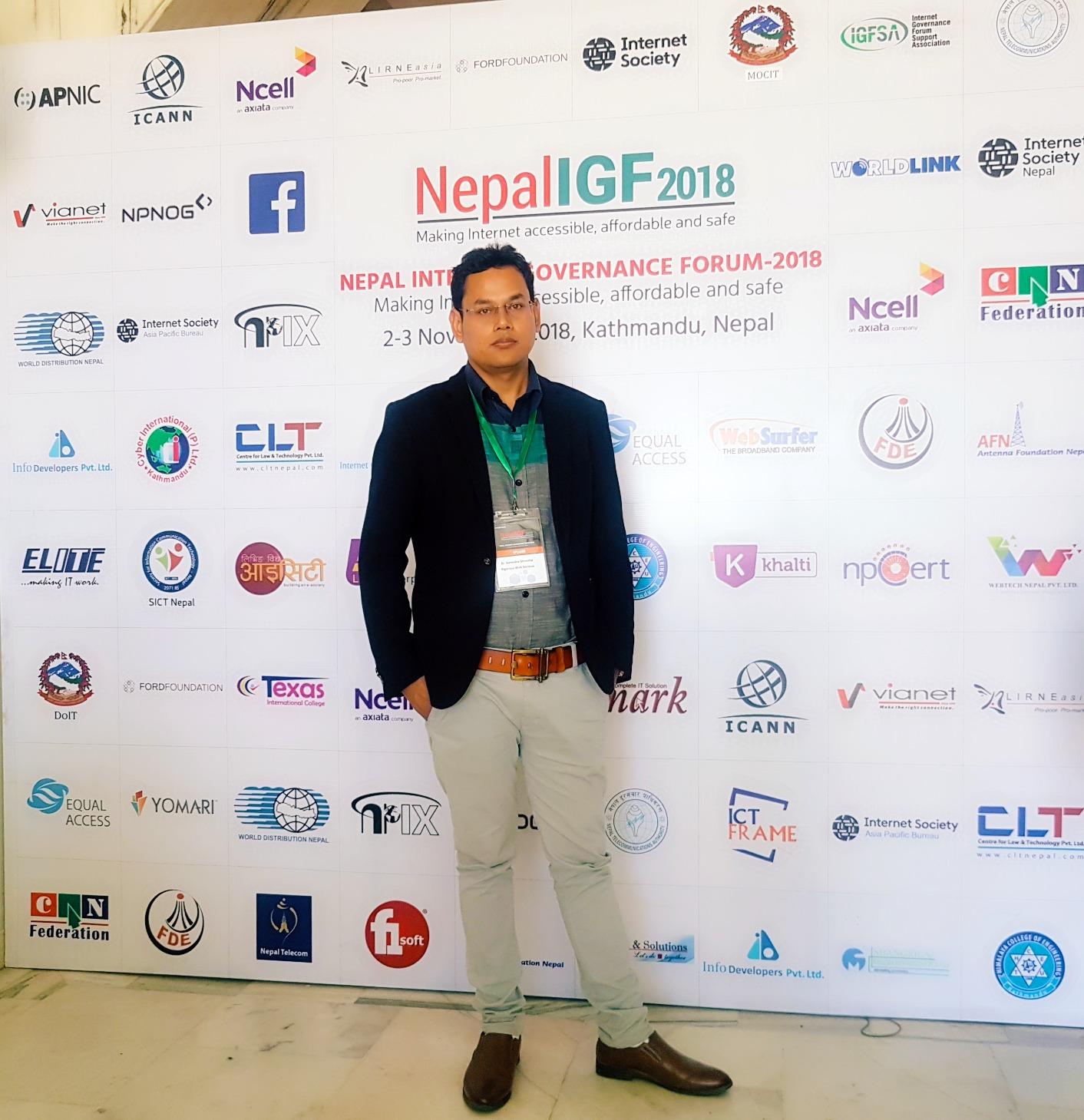 Nepal IGF 2018