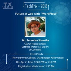 TechTrix Nepal 2018